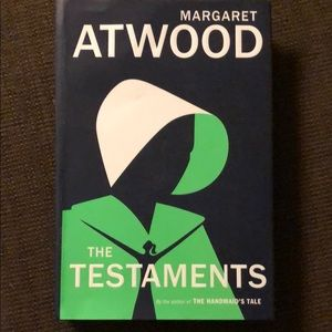 The Testaments by Margaret Atwood Hardcover Book